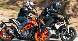 premium small displacement motorcycles - motorcycle industry trends