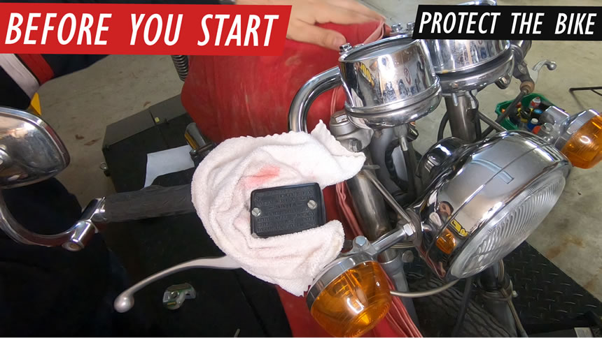 protect your motorcycle