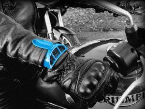 Ventz Motorcycle Rider Cooling